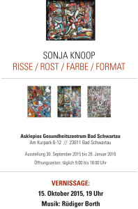 Risse, Rost, Farbe, Format
